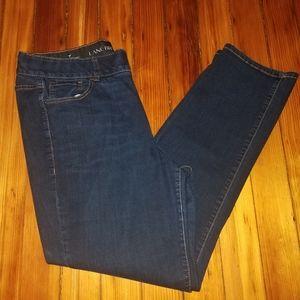 Lane Bryant Straight Leg Tight Tummy Jeans